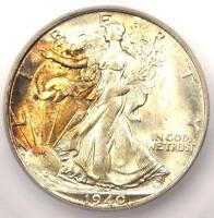 1940 S WALKING LIBERTY HALF DOLLAR 50C COIN   CERTIFIED ICG MS65   $300 VALUE