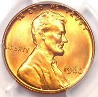 1960 LINCOLN MEMORIAL CENT 1C PENNY LARGE DATE   PCGS MS67 RD   $800 VALUE