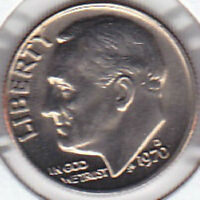 1970 D ROOSEVELT DIME UNCIRCULATED UNCERTIFIED