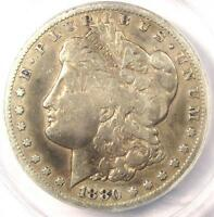 1880 CC REVERSE OF 1878 MORGAN SILVER DOLLAR $1   CERTIFIED ANACS VG10 DETAILS