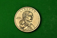 2014 D  BU MINT STATE SACAGAWEA/NATIVE AMERICAN US ONE DOLLAR COIN