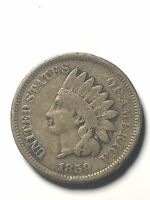 1859  INDIAN HEAD CENT  ONE YEAR TYPE   CHOICE