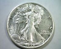 1940-S WALKING LIBERTY HALF CHOICE ABOUT UNCIRCULATED CH. AU  ORIGINAL COIN