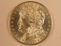 1880/9 S $1 VAM 11 0/9 MORGAN SILVER DOLLAR
