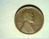 1922 D US WHEAT CENT CIRCULATED COPPER US 6307