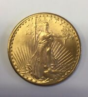 1926 ST. GAUDEN'S DOUBLE EAGLE GOLD COIN