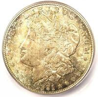 1921 D MORGAN SILVER DOLLAR $1   ICG MS65    DATE IN MS65   $350 VALUE