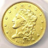 1834 CLASSIC GOLD HALF EAGLE $5   ANACS XF45 DETAIL    EF45 GOLD COIN