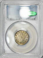 1903 PCGS MINT STATE 66 LIBERTY NICKEL, SUPER LUSTROUS WELL STRUCK ORIGINAL PIECE CAC