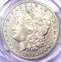 1893-O MORGAN SILVER DOLLAR $1 - PCGS VF30 -  KEY DATE - CERTIFIED COIN