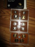 2011 S UNITED STATES MINT PROOF SET   14 COIN SET