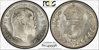1905 MAUNDY COIN SET PCGS GRADED COINS