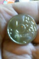 5 RUSSIAN ROUBLE 2009 COIN