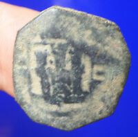 1600S PIRATE TREASURE SPANISH COLONIAL COIN COB CASTLE LION 1 2 3 2