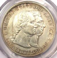 1900 LAFAYETTE SILVER DOLLAR $1 - PCGS UNCIRCULATED DETAILS -  MS UNC COIN