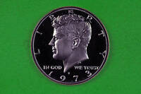 1973 S  KENNEDY HALF DOLLAR DEEP CAMEO US GEM PROOF COIN