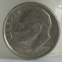 1993 LIBERTY ONE DIME COIN