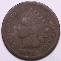 1868 INDIAN HEAD CENT PENNY       K6RCF