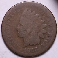 1868 INDIAN HEAD CENT PENNY       K6KCF