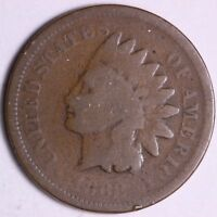 1868 INDIAN HEAD CENT PENNY       K6JCF