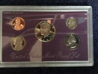 1989 PROOF SET  PROOF