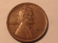 1919-D  LINCOLN 1C EXTRA FINE