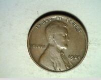 1924-D US WHEAT CENT, CIRCULATED COPPER US-6311