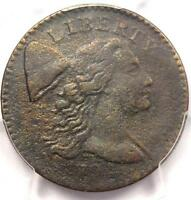 1794 HEAD OF 1794 S-55 LIBERTY CAP LARGE CENT 1C - PCGS VF DETAIL -  PENNY