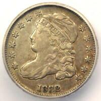 1832 CAPPED BUST DIME 10C - ICG EXTRA FINE 40 EF40 -  EARLY CERTIFIED COIN