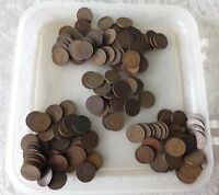 1900 1902 1903 1904 INDIAN HEAD CENT 154 PENNY LOT G VG F EXTRA FINE