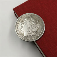 1PC 1892 MORGAN DOLLAR COIN COMMEMORATIVE COINS FOR COLLECTION METAL CRAFTS