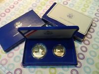 UNITED STATES LIBERTY COINS UNCIRCULATED  1886 1986 PROOF SET