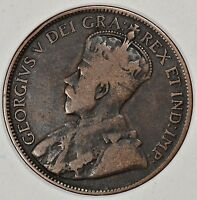 1917 & 1920 CANADA LARGE CENTS INV. N1