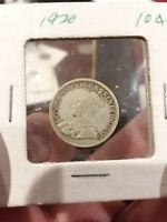 1920 10C CANADA 10 CENTS