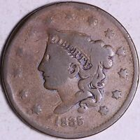 1835 LARGE CENT R8SF