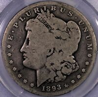 Click now to see the BUY IT NOW Price! 1893 S $1 MORGAN SILVER DOLLAR PCGS G 4 OUTSTANDING EYE APPEAL FOR THE GRADE