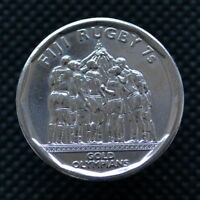 COIN FIJI 50 CENTS  RUGBY 7'S   CHAMPIONS AT THE 2016 OLYMPIC GAMES  2017. UNC