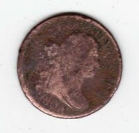1804 DRAPED BUST HALF PENNY ROUGH BUT VISIBLE DATE SHIPS FREE