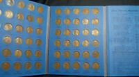 COMPLETE SET 09 40 WHEAT CENT COLLECTION   INCLUDES KEY DATE