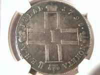 1798 CM MB RUSSIA ROUBLE NGC F