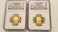 2007-S PROOF PRESIDENTIAL DOLLARS  FIRST 2 IN SERIES NGC PR-69 UC