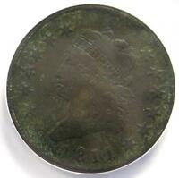 1811 CLASSIC LIBERTY LARGE CENT 1C COIN S-287 - ANACS VF30 DETAILS -  DATE