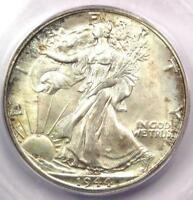 1944-D WALKING LIBERTY HALF DOLLAR 50C COIN - CERTIFIED ICG MINT STATE 67 - $780 VALUE
