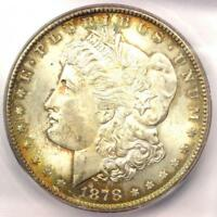 1878-CC MORGAN SILVER DOLLAR $1 - ICG MINT STATE 65 -  IN MINT STATE 65 GRADE - $1,690 VALUE