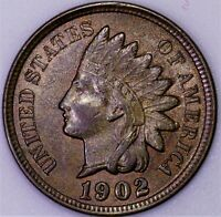 1902 INDIAN CENT CH BU BROWN