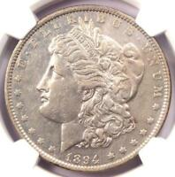 1894 MORGAN SILVER DOLLAR $1 - NGC EXTRA FINE  DETAILS EF -  KEY DATE 1894-P
