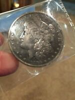 1893-O $1 MORGAN SILVER DOLLAR
