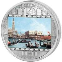 COOK ISLANDS 2011 $20 MASTERPIECES OF ART   CANALETTO BUCINT