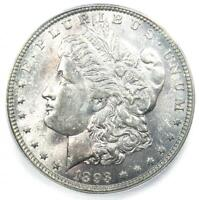 1893-O MORGAN SILVER DOLLAR $1 - ICG MINT STATE 64 -  IN MINT STATE 64 - $18,200 GUIDE VALUE