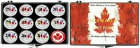 CANADA 2012 PENNY PLATED SILVER AND COLOURED 12 COIN SET